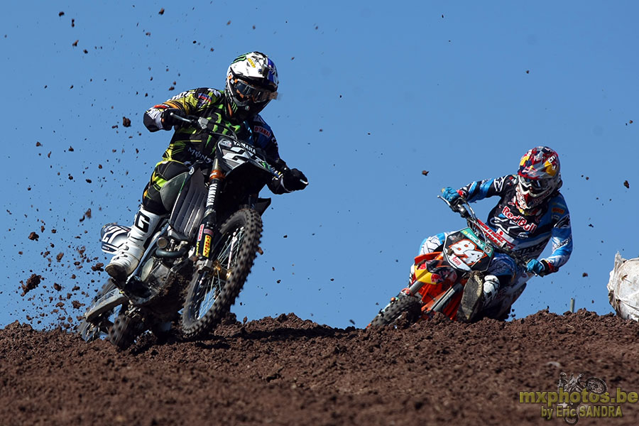 04/09/2011 Gaildorf :  Gautier PAULIN Jeffrey HERLINGS