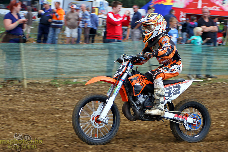 29/07/2012 Everts :  Liam EVERTS