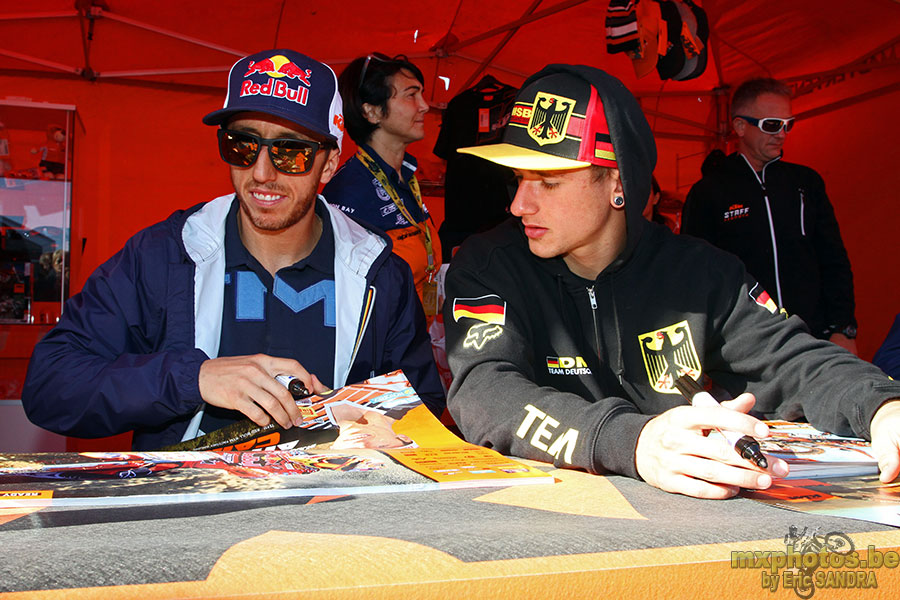 29/09/2013 Nations : Antonio CAIROLI Ken ROCZEN