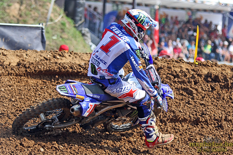 25/09/2016 Nations :  Romain FEBVRE