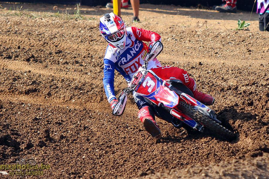 25/09/2016 Nations :  Gautier PAULIN