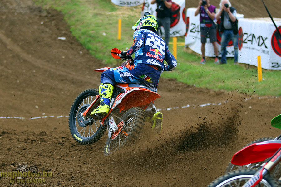 Start MXGP Race1 Antonio CAIROLI