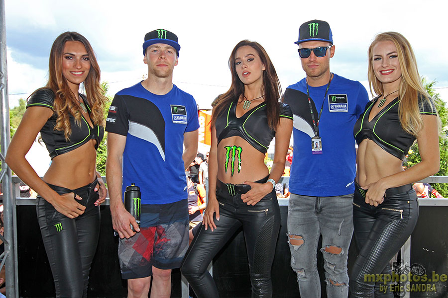 Monster Girls Romain FEBVRE Jeremy VAN HOREBEEK