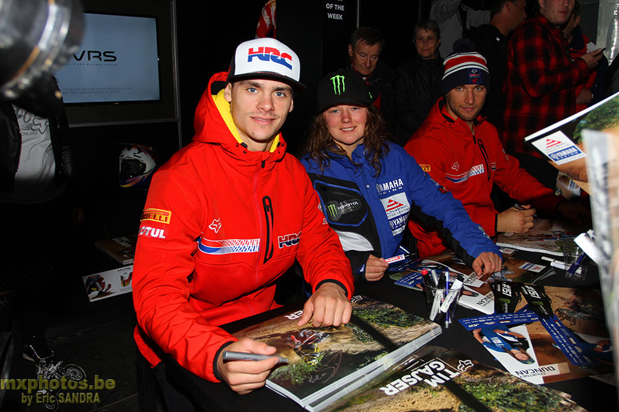 17/09/2017 Villars :  Tim GAJSER Courtney DUNCAN Evgeny BOBRYSHEV