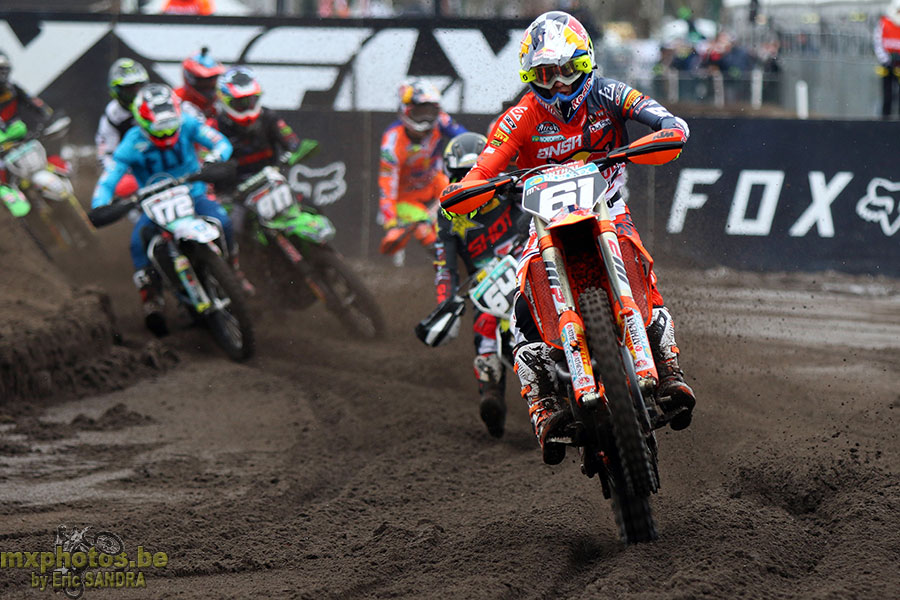 Start MX2 Qualifying Jorge PRADO