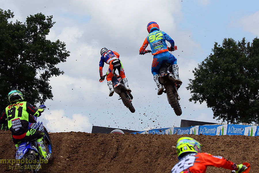 Jeffrey HERLINGS Valentin GUILLOD