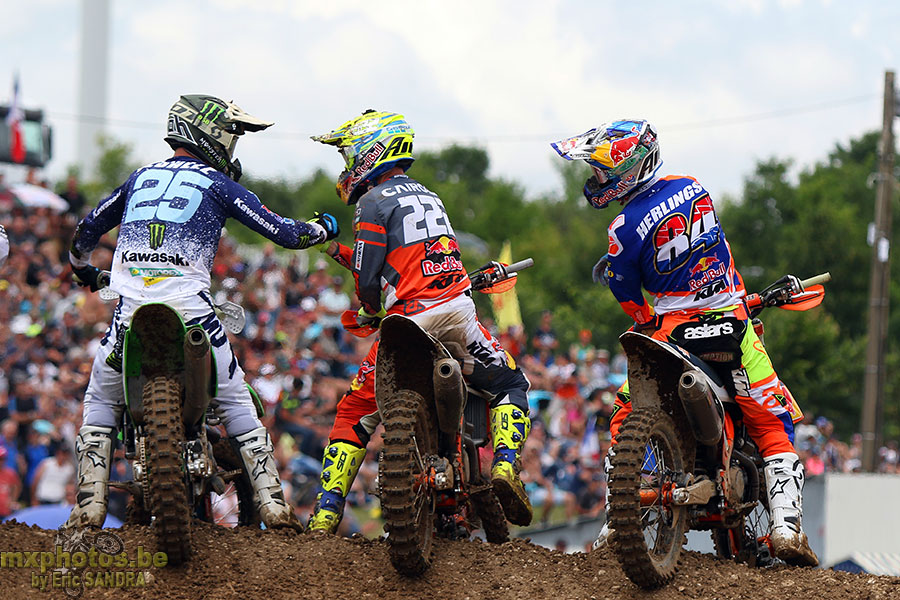 Clement DESALLE Antonio CAIROLI Jeffrey HERLINGS