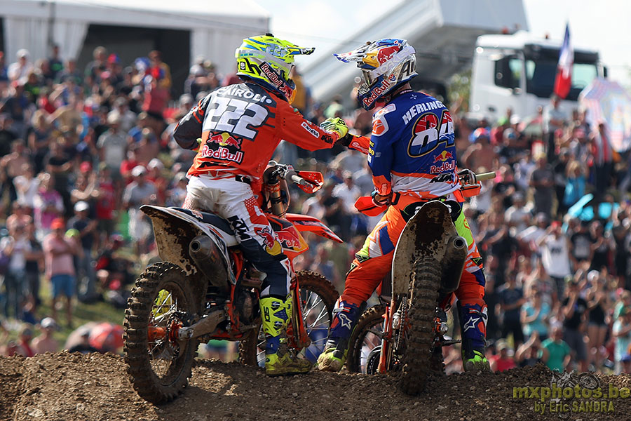 Antonio CAIROLI Jeffrey HERLINGS