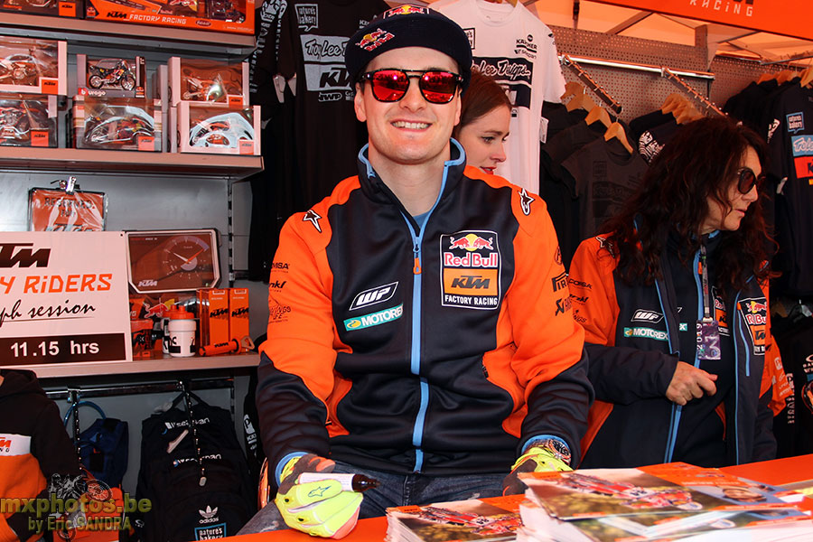31/03/2019 Valkenswaard :  Jeffrey HERLINGS