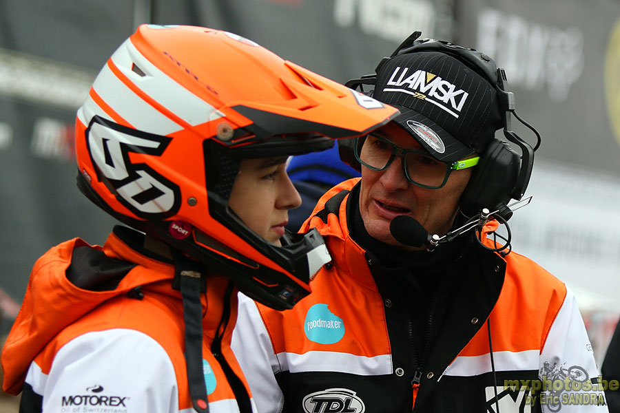 Liam EVERTS Stefan EVERTS