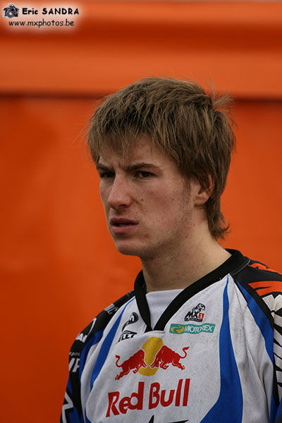 07/09/2008 Lierop : MX2 Tommy SEARLE