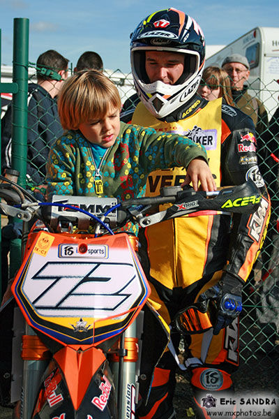 19/10/2008 Mettet : Stefan EVERTS   Liam EVERTS